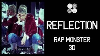 Reflection - BTS Rap Monster (3D audio)