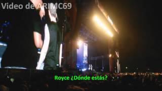 Eminem, Mr. Porter, Royce Da 5'9'' - Selfie Moment en Español - Lollapalooza Argentina 2016