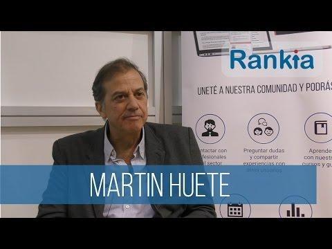En Forinvest 2017, VII Foro de Finanzas Personales, entrevistamos a Martin Huete, Cofounder & Boardmember de Finizens.