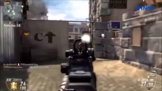Gli sfasi e i bestemmioni di Fazzhh pt.6 - Black Ops 2 e MW3 (HD)