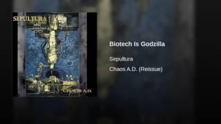Biotech Is Godzilla