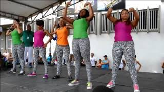 A dança do momento na Colômbia