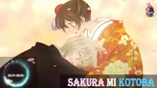Kamisama Hajimemashita Kako-hen ED 3 Hanae - Sakura mi Kotoba『ハナエ - 桜ミコトバ』