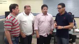 Quarteto Gileade na CPAD - NOVA JERUSALÉM