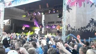 Günther - Tutti Frutti Summer Love Live @ Kalajoen Juhannus 2012