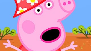 Peppa Pig Official Channel | Peppa Pig's Visit in the Outback