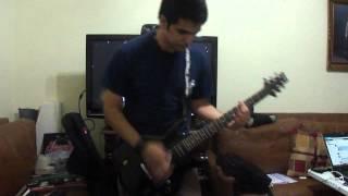 Evanescence - My Heart is Broken (Guitar cover)