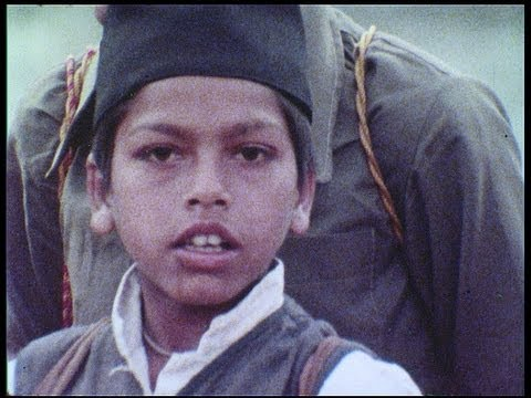 A boy's life in Himalayan Nepal 1978