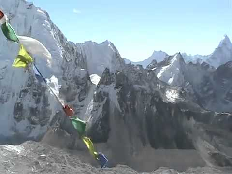 View from Kala Patthar, Everest Base Camp Trek