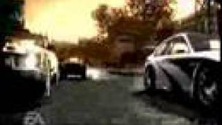 NFS: Most Wanted -Ridin' Dirty-