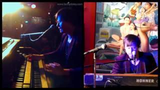 Lachy Doley WILD HAMMOND ORGAN SOLO in E ( Camelot Lounge ) Marrickville