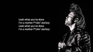 Star Boy The Weeknd Song Lyrics