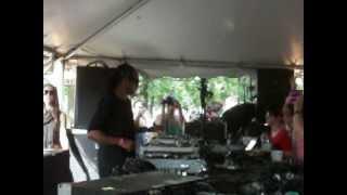 Stacy Pullen @DEMF Boiler Room 05-26-2013