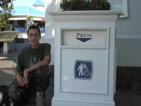 Port Elizabeth – Bartek i prasa