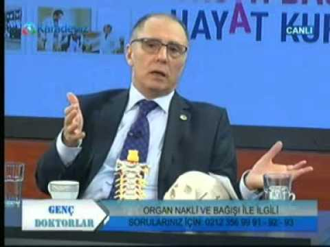 Genel Cerrahi Uzmanımız Prof. Dr. Muzaffer Sarıyar Organ Naklinin Önemini Anlatıyor -3