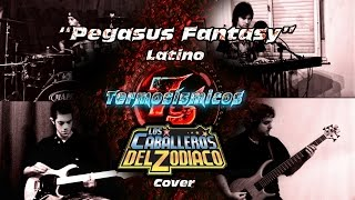 Saint Seiya Pegasus Fantasy (español latino) Cover por Termosismicos