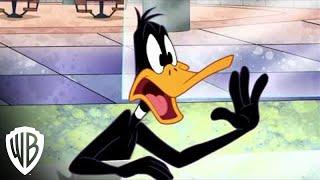 "The Looney Tunes Show: Season 1, Volume 3:  ""Peel of Fortune"" -- Banana Split (Daffy Duck)"
