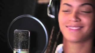 Beyoncé   Partition In Studio