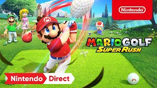 Nintendo Might Have Revealed A New Mario Golf: Super Rush Character Ahead Of Schedule