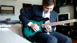 Nothing But a Good time - Poison Guitar Solo Cover by Arturo Rodriguez