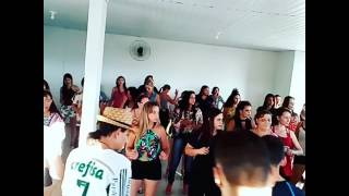 Aula de kizomba / aulão academia FACE DANCE
