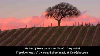 Cory Gabel - Solo Piano - Zin Zen