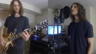 """American Jesus"" Bad Religion One Man Band Cover"