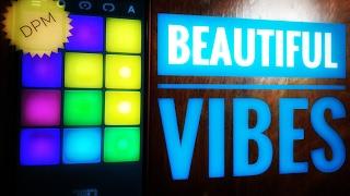 Drum Pad Machine - Beautiful Vibes