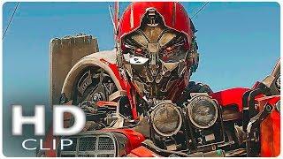 TRANSFORMERS 6 _ Triple Changer Decepticon Scene (2018) Bumblebee, Blockbuster Action Movie HD