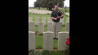 Tribute to Piper Richardson - VC  - 16th bat CEF