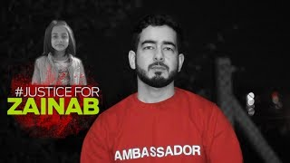 AMBASSADOR - JUSTICE FOR ZAINAB (OFFICIAL VIDEO)