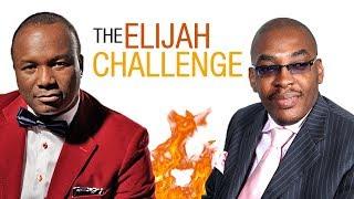 Rev. Ladi Thompson Responds To Sunday Adelaja's Elijah Challenge To Nigerian Pastors