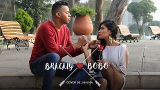 J Balvin - Bobo (Cover By Bracaly)