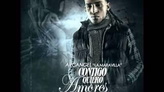 Arcangel - Contigo Quiero Amores (SEM) (LETRA) Regaeeton 2013 ▼