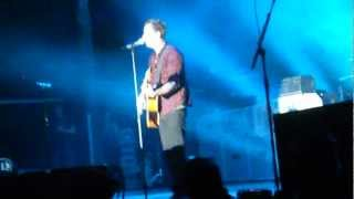 Cazy (Acoustic) - Simple Plan Live in Barcelona (13.03.2012)