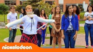 I Am Frankie | Concurso de dança | Nickelodeon em Português