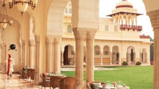 A sneak peak into the Rambagh Palace, Jaipur!