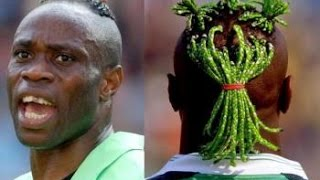 Top 10 strangest style hair in football world