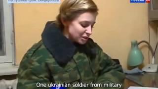 Natalia Poklonskaya's short report on assassinations in Simferopol with english subtitles