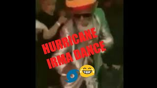 Jamaican Rastaman dancing to hurricane Irma song-Yawdie ENT jamaican comedy