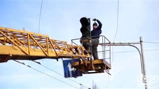 Новости Кривой Рог: на 95 квартале демонтируют светофоры | 1kr.ua