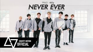 "GOT7(갓세븐) - ""Never Ever"" M/V Cover Dance by GET7 from Thailand"