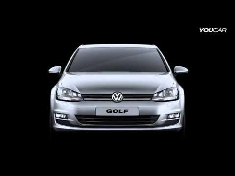 ► 2013 VW Volkswagen Golf 7 - Tasarım Dizayn İncelemesi
