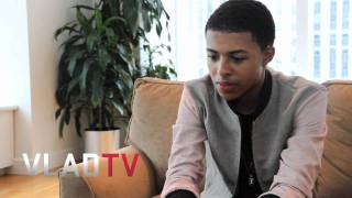Diggy Simmons Talks Hottest Chicks In The Game