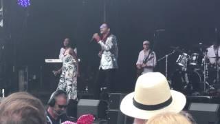 Boney M Daddy Cool - live Let's Rock Norwich June 2017