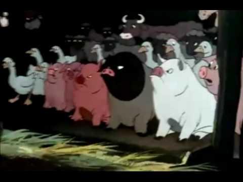 Animal farm 動物農莊(字幕)-1/6 農莊革命 - YouTube