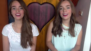 OCEANS - Hillsong United | Twin Melody Cover (Spanish version at the end!!)