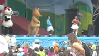 festival panda 2011 restelo  musica do cavalinho campeão.