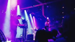Jaymes Young - Feel Something LIVE HD @The Crocodile Seattle