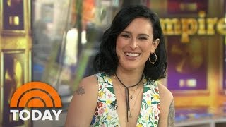 Rumer Willis Talks 'Empire,' Broadway And Singing With Her Band | TODAY